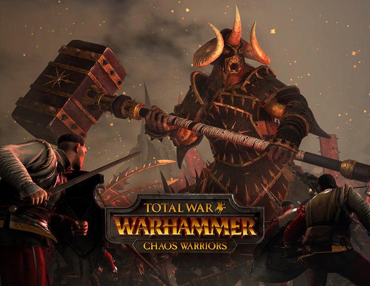 Total War : Warhammer - Chaos Warriors Race Pack DLC (PC) фото