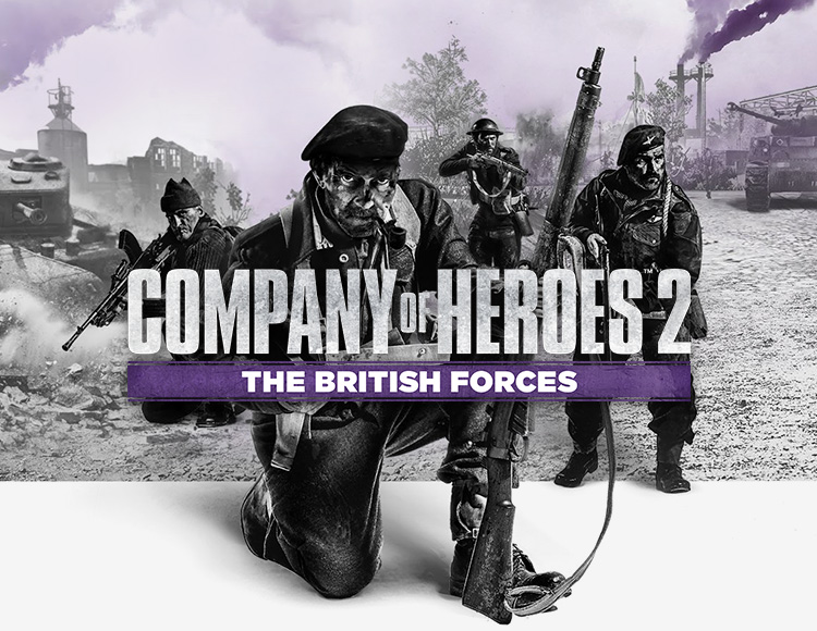 Company of Heroes 2 : The British Forces (PC) фото