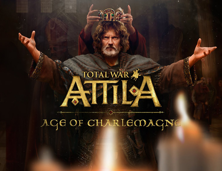 Total War : Attila - Age of Charlemagne Campaign Pack DLC (PC) фото