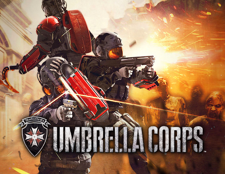 Umbrella Corps™ (PC) фото