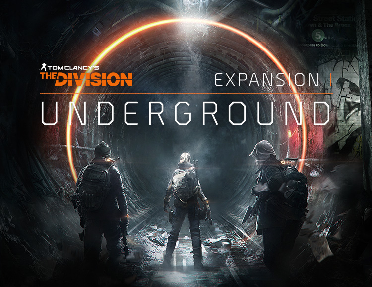 Tom Clancys The Division Underground (PC)