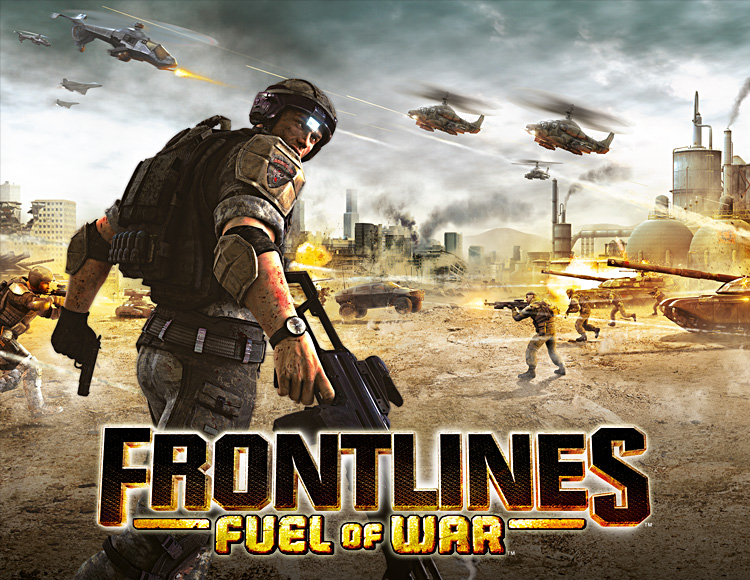 Frontlines™: Fuel of War™ (PC) фото