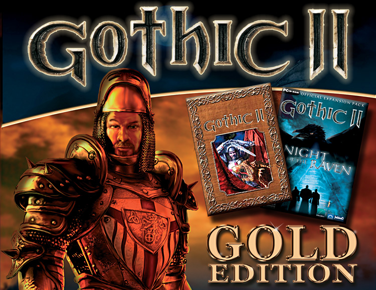 Gothic II: Gold Edition (PC) фото