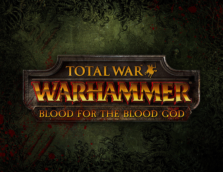 Total War : Warhammer - Blood for The Blood God DLC (PC) фото