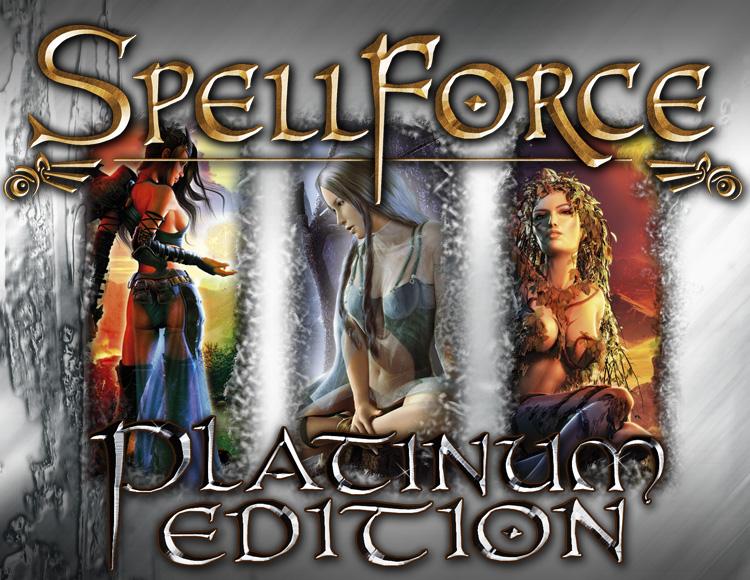 SpellForce - Platinum Edition (PC) фото