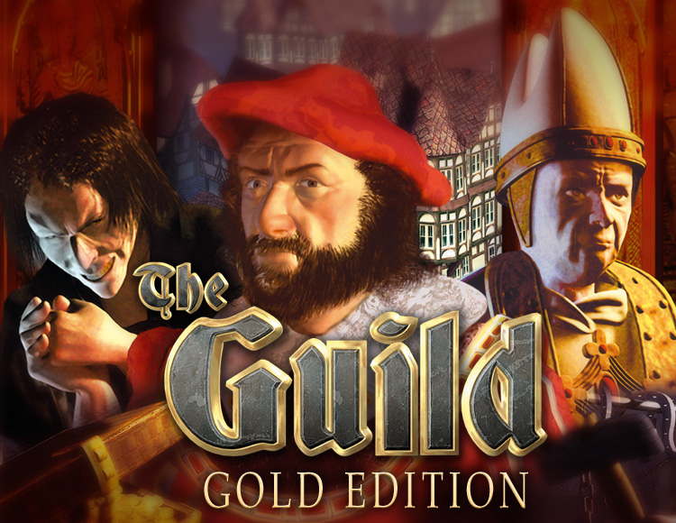 The Guild Gold Edition (PC) фото