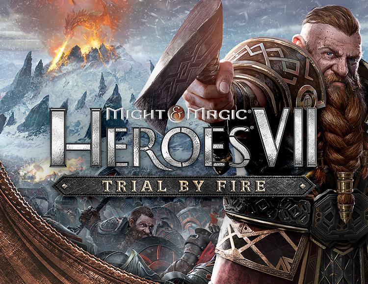 Меч и Магия. Герои VII - Испытание огнем (PC) фото