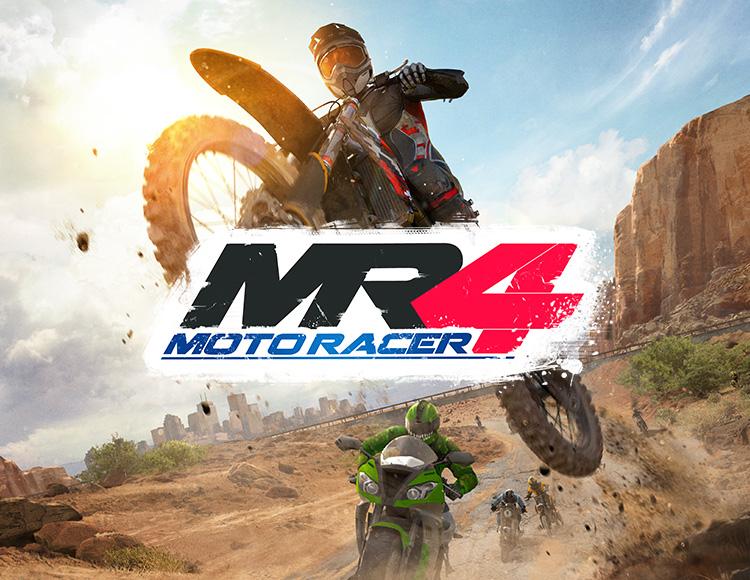 Moto Racer 4 (PC) Microïds