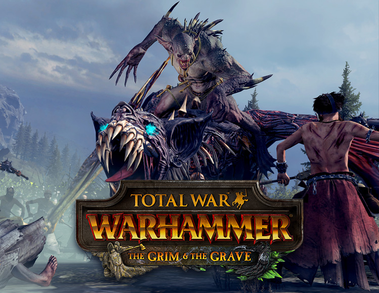 Total War : Warhammer - The Grim & The Grave DLC (PC) фото