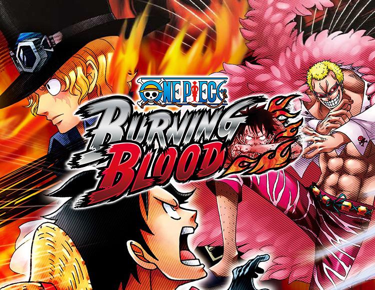 One Piece Burning Blood (PC) фото