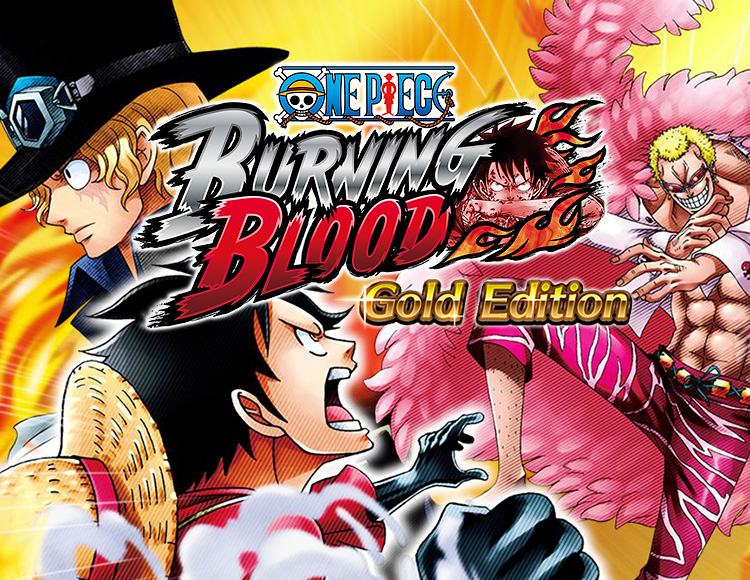 One Piece Burning Blood Gold Edition (PC) фото