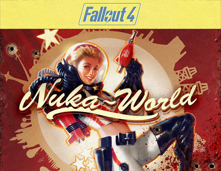 Fallout 4 - Nuka World DLC (PC) фото