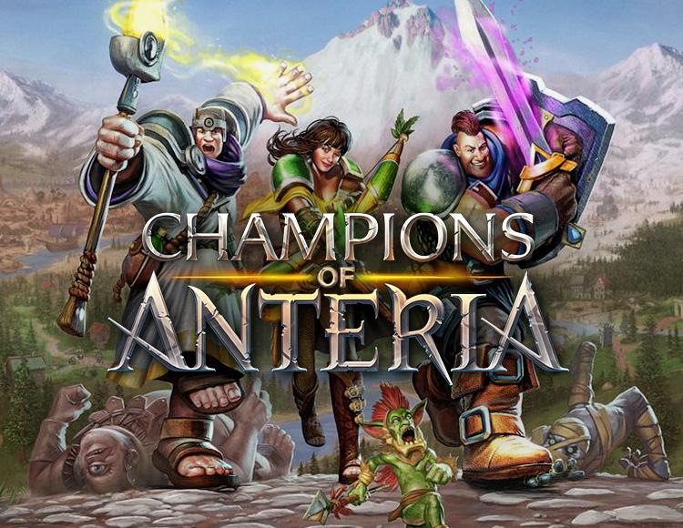 Champions of Anteria (PC) фото