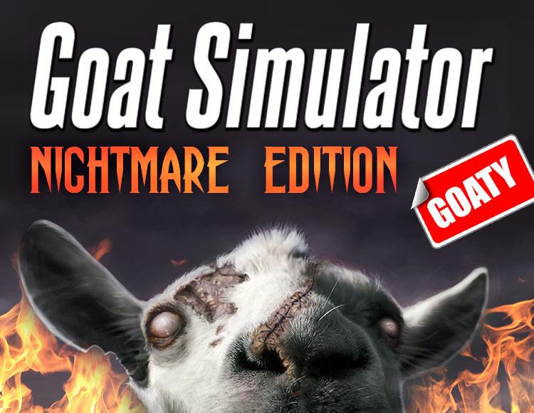 Goat Simulator. Goaty Nightmare Edition (PC) фото