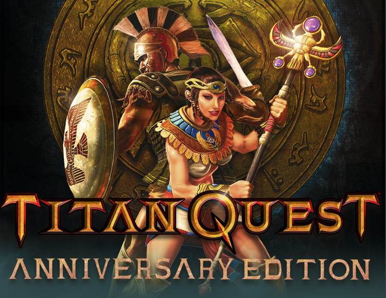 Titan Quest Anniversary Edition (PC) фото