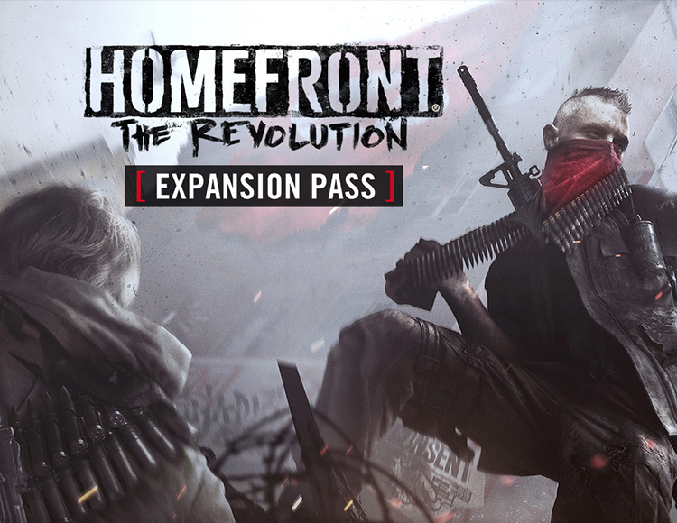 Homefront: The Revolution - Expansion Pass (PC) фото