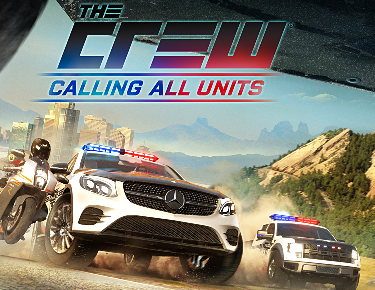 The Crew Calling All Units (PC)
