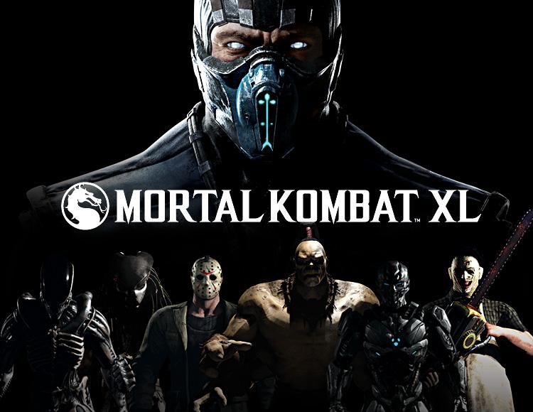 Mortal Kombat XL (PC) фото