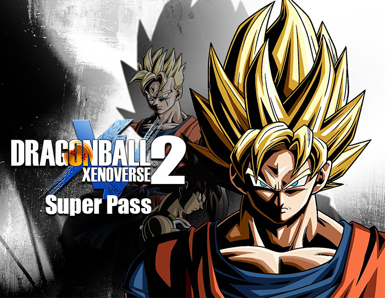 DRAGON BALL XENOVERSE 2 Super Pass (PC) фото