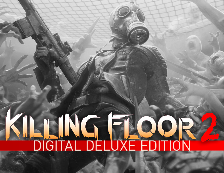 Killing Floor 2 Digital Deluxe Edition (PC) фото