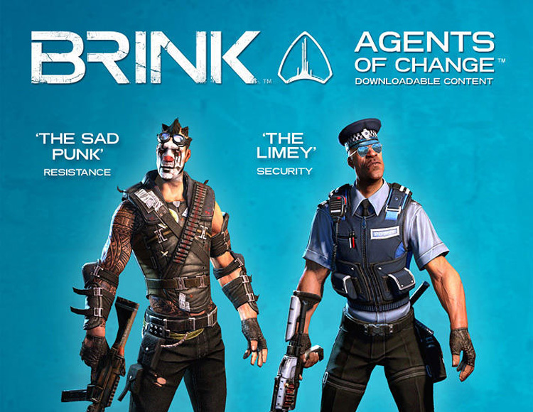 BRINK® : Agents of Change (PC) фото