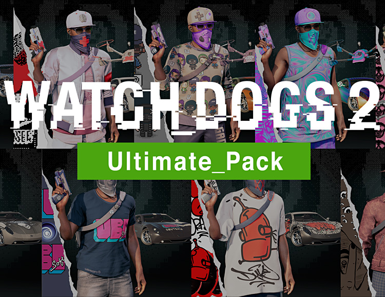 Watch_Dogs® 2  - Ultimate Pack (PC)
