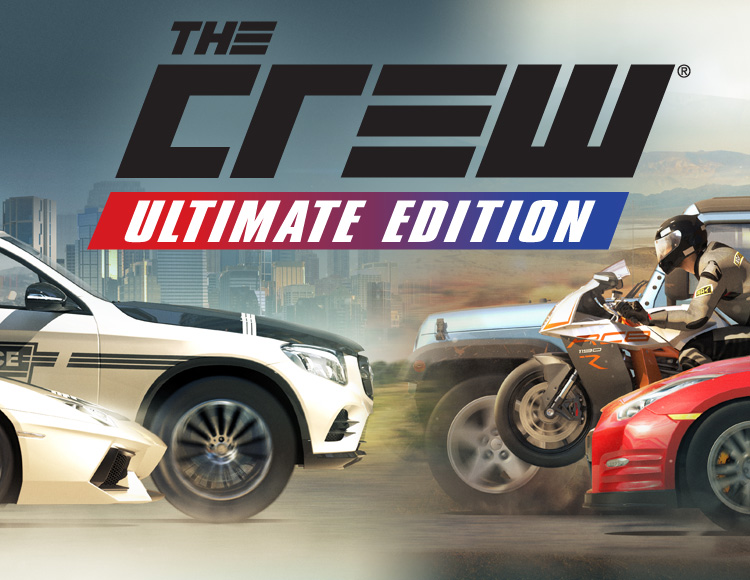 The Crew Ultimate Edition (PC) фото