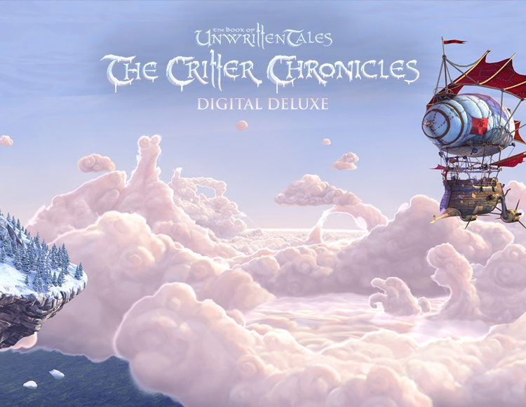 The Book of Unwritten Tales The Critter Chronicles Digital Deluxe (PC)