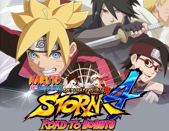 NARUTO SHIPPUDEN: Ultimate Ninja STORM 4 Road to Boruto Expansion (PC)