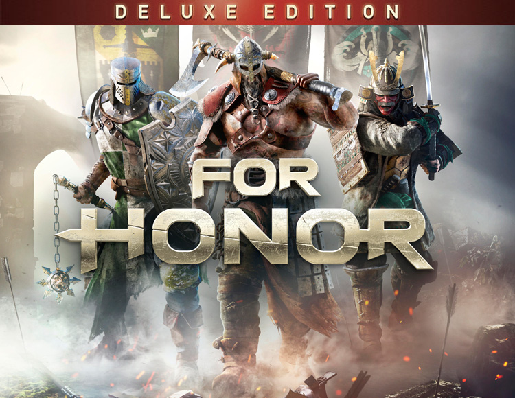 For Honor Deluxe Edition (PC)