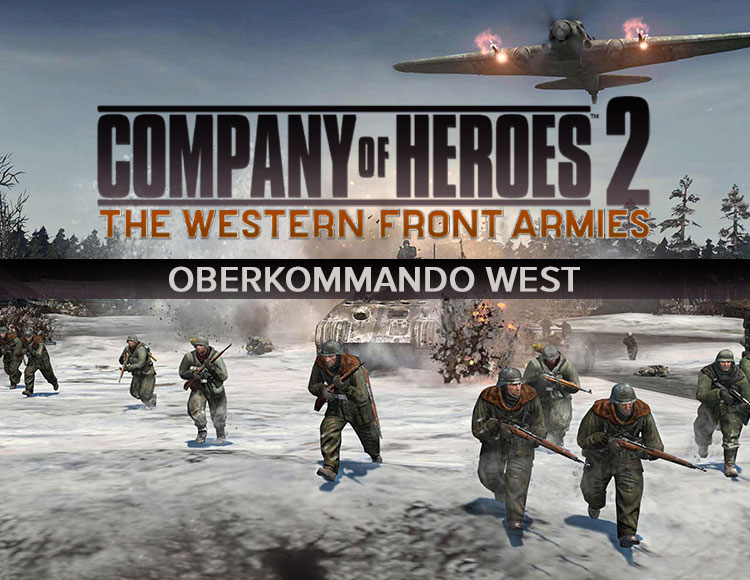 Company of Heroes 2 : The Western Front Armies - Oberkommando West (PC)
