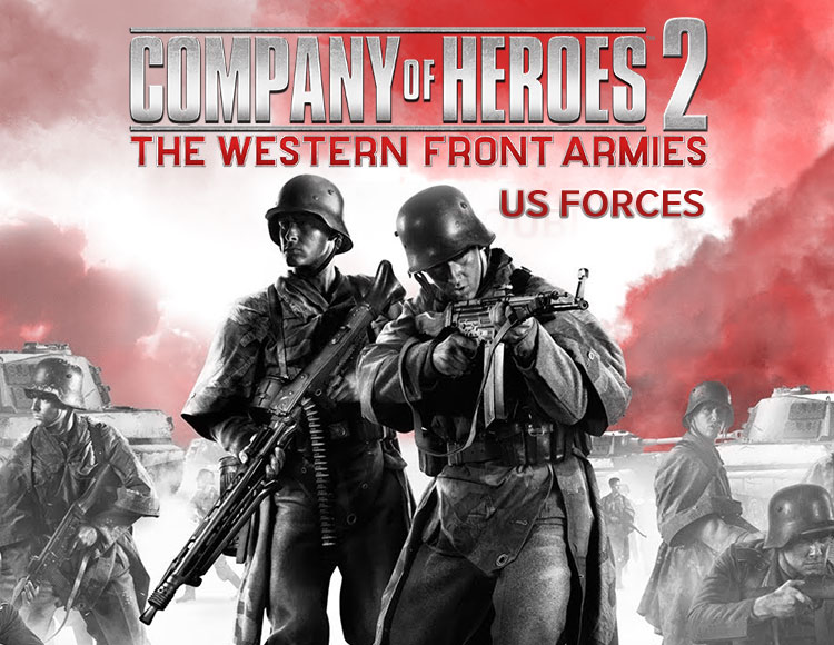 Company of Heroes 2 : The Western Front Armies - US Forces (PC) фото