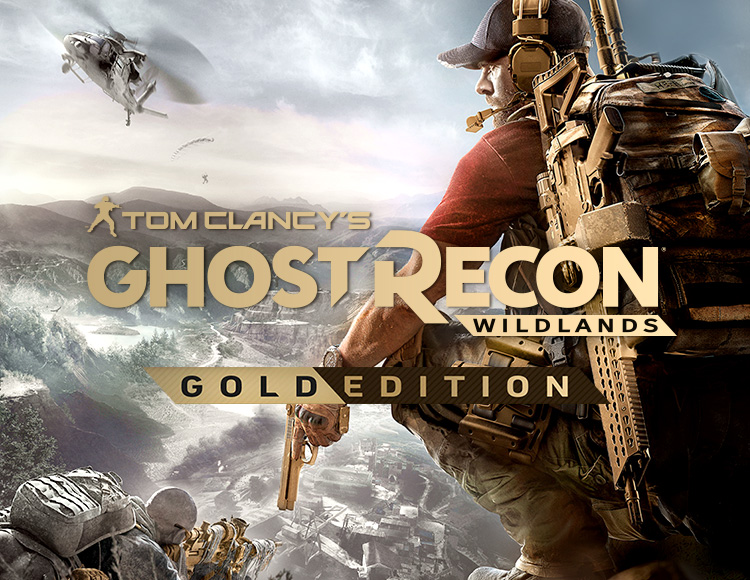 Tom Clancy's Ghost Recon® Wildlands Gold Edition (PC)