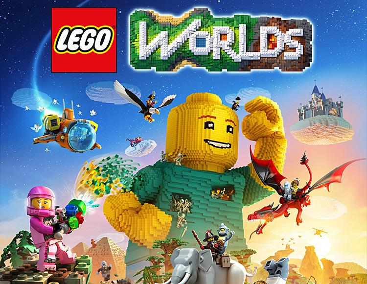 LEGO® Worlds (PC) фото