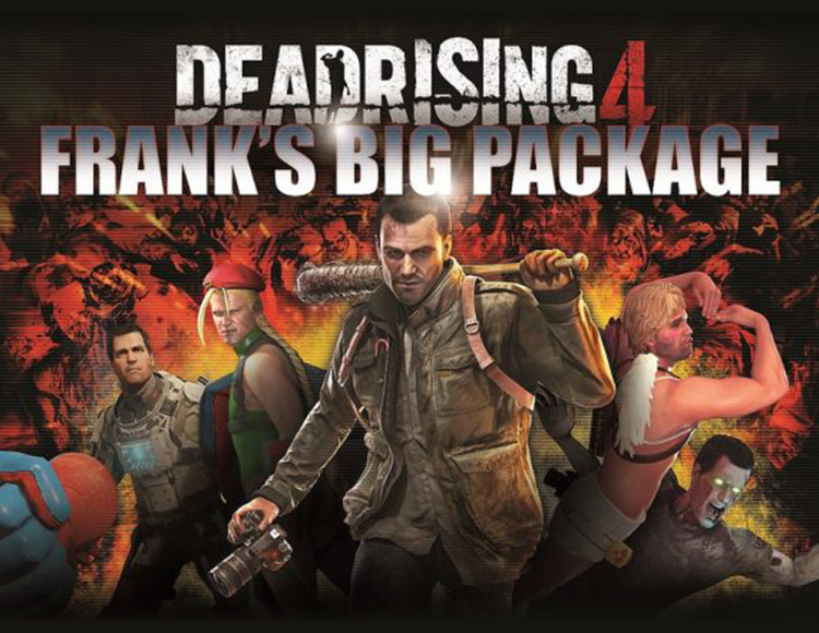 DEAD RISING 4 - Frank's Big Package (PC) фото