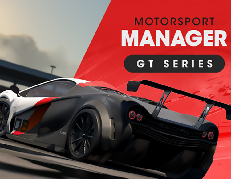 Motorsport Manager GT Series DLC (PC) фото