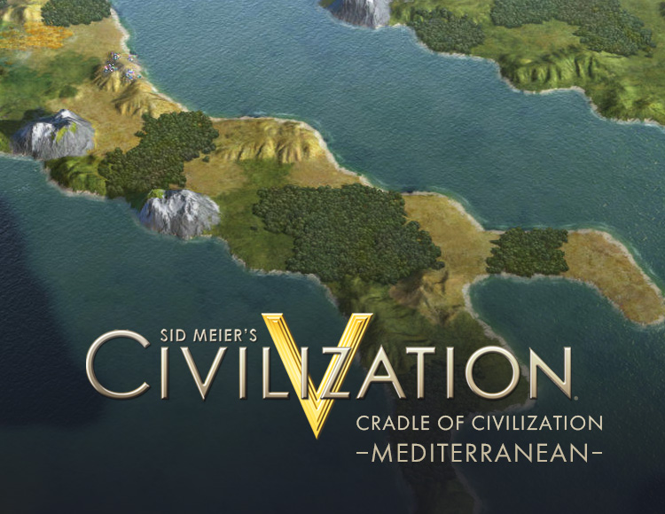 Sid Meier's Civilization V : Cradle of Civilization - Mediterranean (PC)
