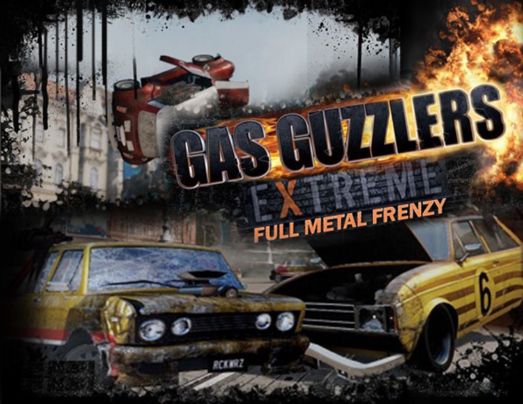 Gas Guzzlers Extreme: Full Metal Frenzy (PC) фото