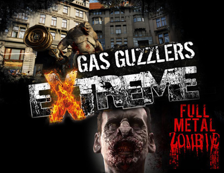 Gas Guzzlers Extreme: Full Metal Zombie (PC) фото