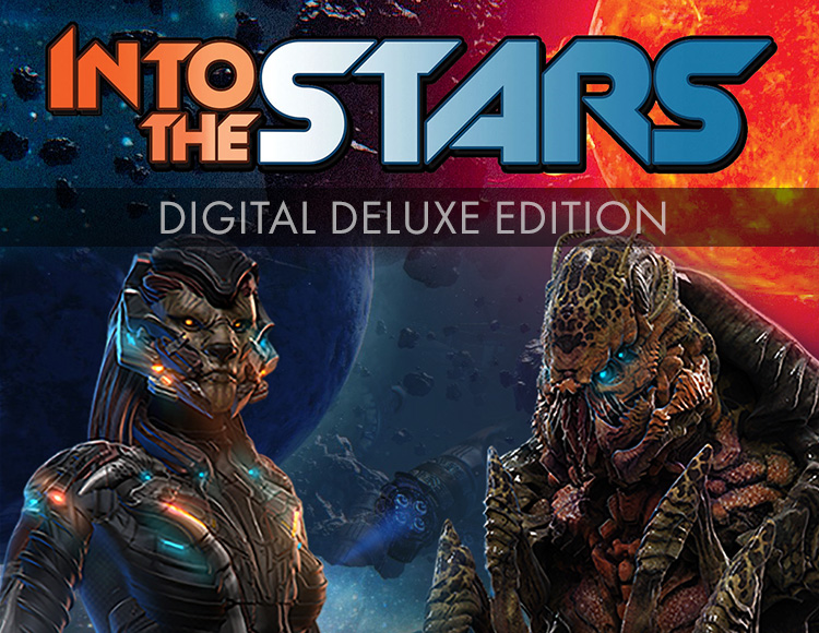 Into The Stars Digital Deluxe (PC) фото