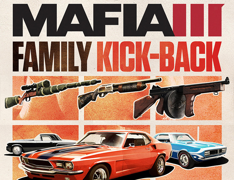Mafia III - Family Kick-Back (PC)