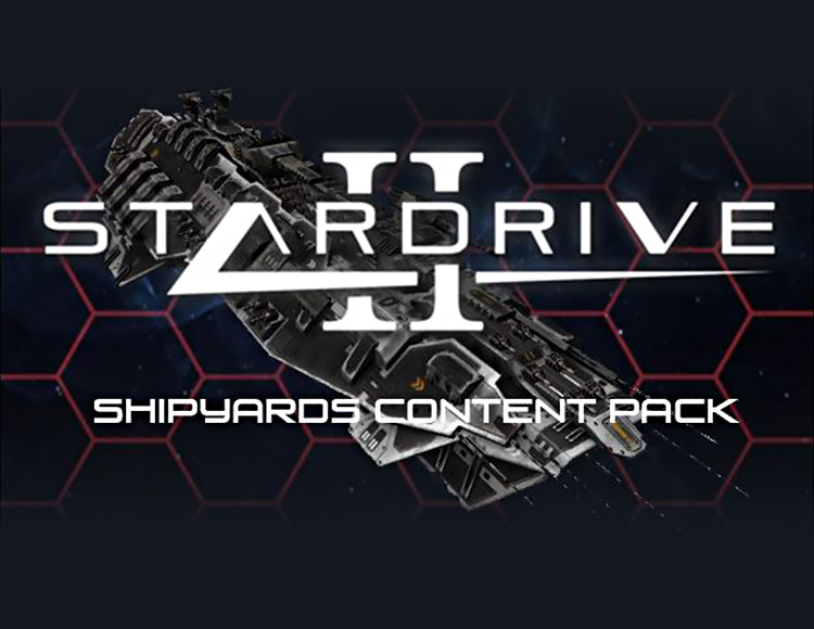 StarDrive 2 -Shipyards Content Pack (PC) фото