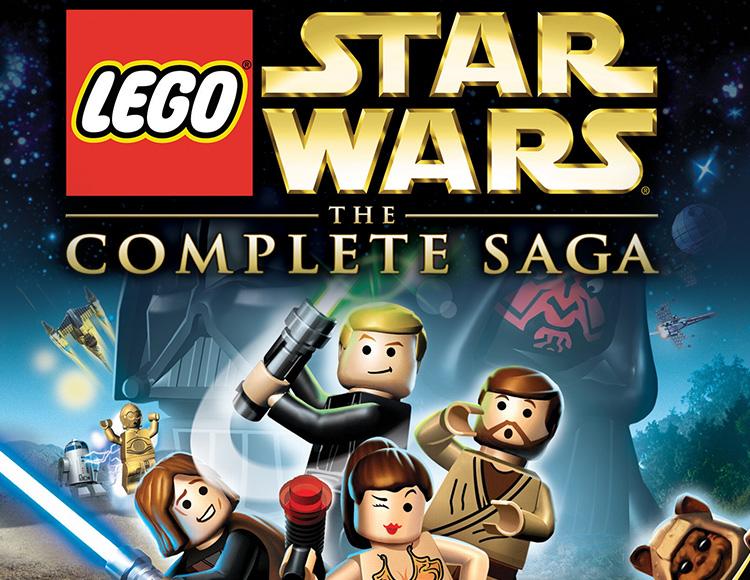 LEGO Star Wars : The Complete Saga (PC) фото
