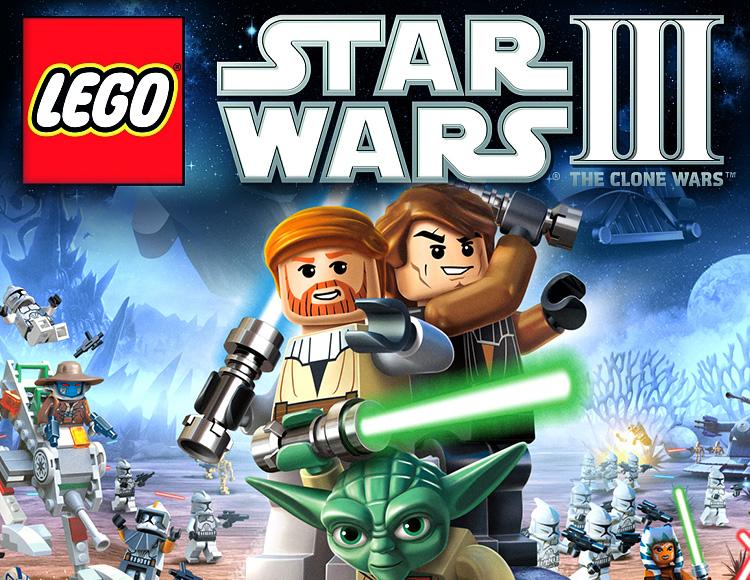 LEGO Star Wars III : The Clone Wars (PC) фото