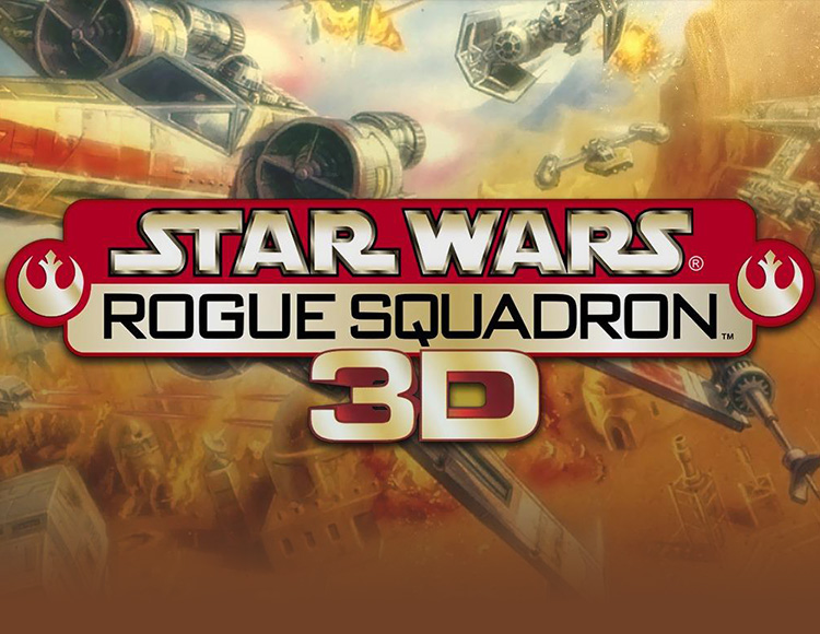 Star Wars : Rogue Squadron 3D (PC)