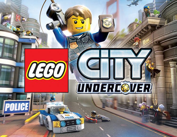 LEGO City Undercover (PC) фото