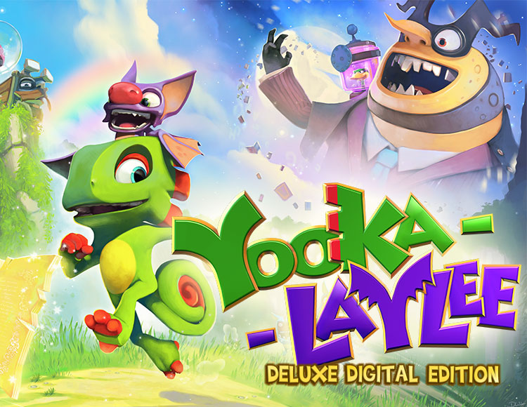Yooka-Laylee - Digital Deluxe (PC) фото