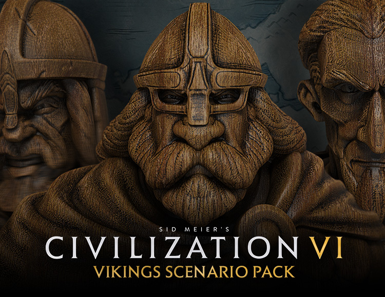 Sid Meier's Civilization VI - Vikings Scenario Pack (PC)