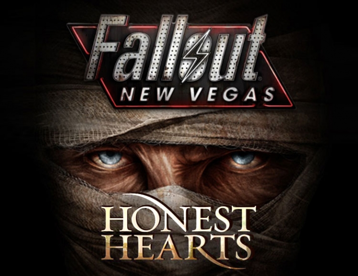 Fallout New Vegas Honest Hearts DLC PC