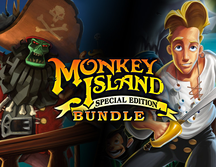 Monkey Island : Special Edition Bundle (PC) фото